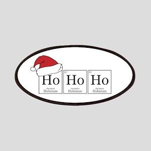 Ho Ho Ho [Chemical Elements] Patches